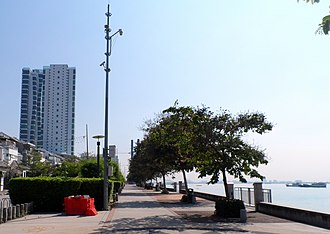 The Maritime, Penang - The Maritime Suites (left) at Karpal Singh Drive