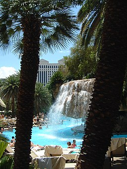 The Mirage Pool, Las Vegas (1149468761)