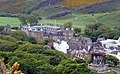 The Palace of Holyroodhouse seen from Calton Hill 2.JPG