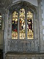 The Parish Church of St Kenelm's, Enstone, Stained glass window - geograph.org.uk - 1323916.jpg