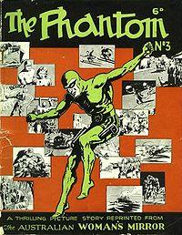 Hyggelig Det første Fantomet – Wikipedia JW-32