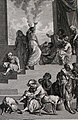 The Phillip Medhurst Picture Torah 334. The plague of boils. Exodus cap 9 vv 8-12. Marillier.jpg