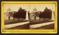 The Plaza Monument and Cathedral of St. Augustine, Florida, from Robert N. Dennis collection of stereoscopic views.png
