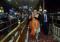 The Prime Minister, Shri Narendra Modi visiting the Golden Temple, in Amritsar, Punjab on December 03, 2016 (1).jpg