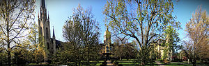 "The University of Notre Dame ""God Quad"".JPG"