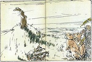The Velveteen Rabbit shared piece 2