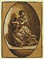 The Virgin in an oval LCCN2008675409.jpg