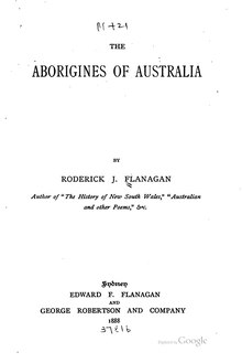 The aborigines of Australia.djvu