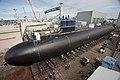 The attack submarine Minnesota under construction. (8414176878).jpg