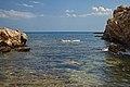 The coast near Stegna 2. Rhodes, Greece.jpg