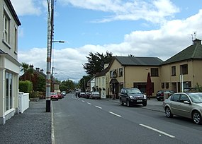 The main street in Quin - geograph.org.uk - 1517964.jpg