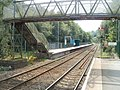 The middle of Ystrad Mynach railway station (geograph 2064343).jpg