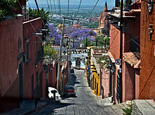 San Miguel De Allende Travel Guide At Wikivoyage