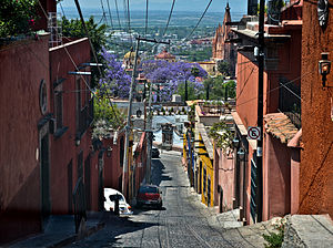 The narrow streets of San Miguel.jpg