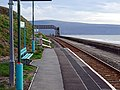 The view south from Llanaber station (geograph 4717091).jpg