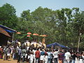 Thiruvambadi varav during Thrissur Pooram 2013 7294.JPG