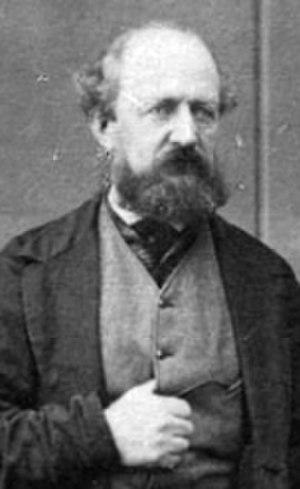 Thomas Brunner - Image: Thomas Brunner (1821 1874), surveyor and explorer (small)