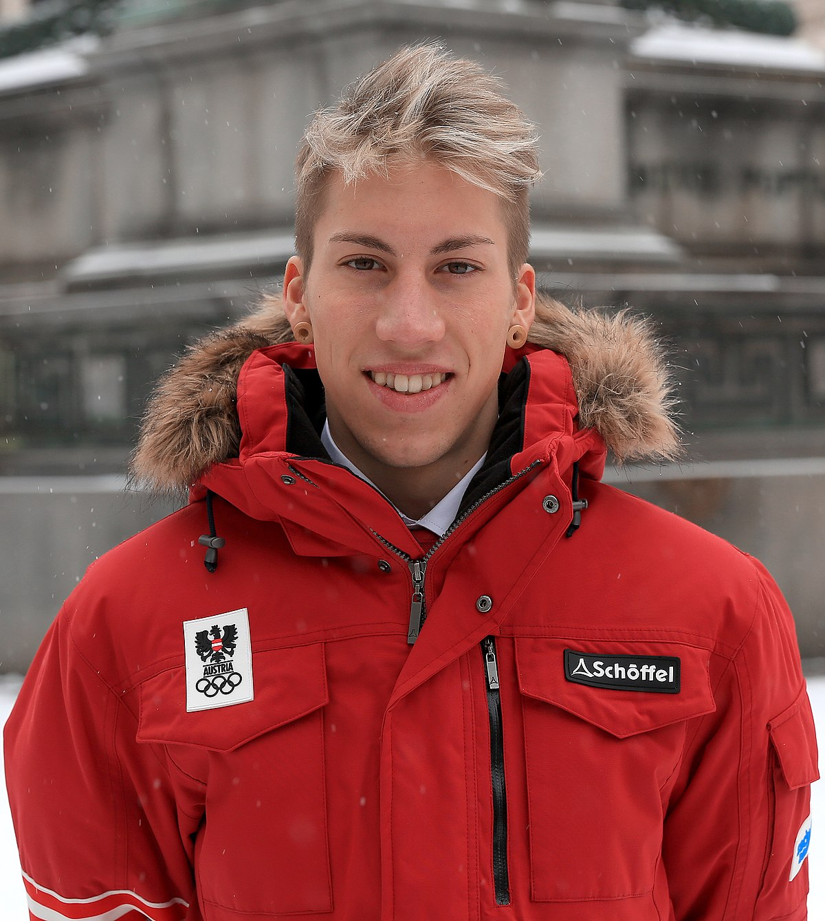 Consider, that Austria sex olympics your place