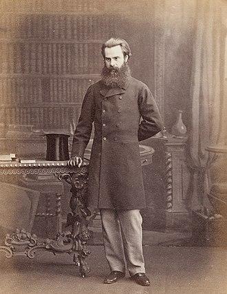 Thomas Woolner - Thomas Woolner, c. 1865
