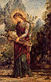 Thracian Girl Carrying the Head of Orpheus by Gustave Moreau.jpg
