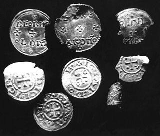 Viking coinage