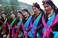Tibetan Female Headdress in Kham Derge Mesho 14.jpg