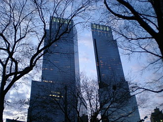 Time Warner Center - Image: Time Warner Center II