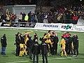 Tippeligakvalifisering 2008 Kampen ferdig 1.jpg