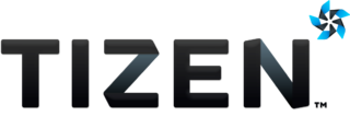 Tizen Linux-based mobile operating system