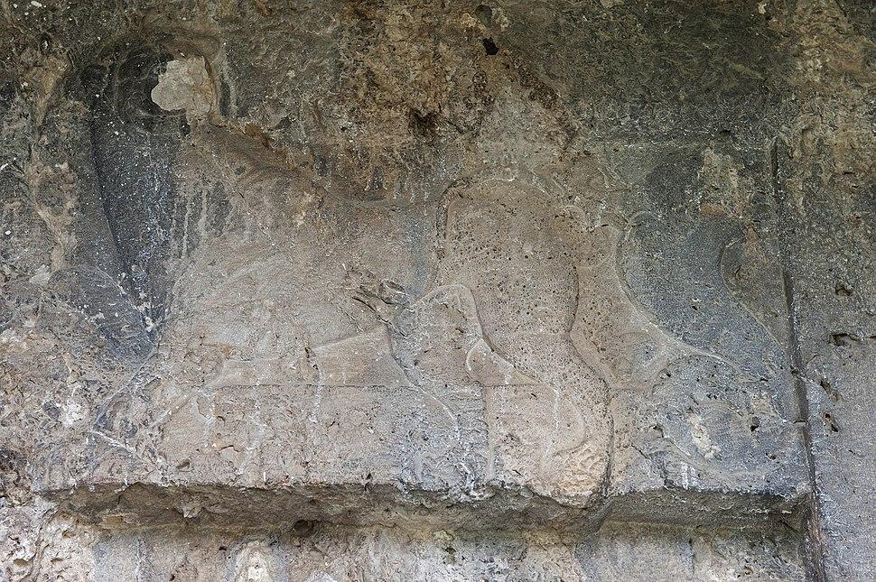 Tlos Bellerophon grave 5605