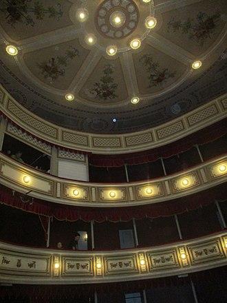 Zrenjanin - Theatre building, Zrenjanin