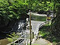 Tochimoto hydroelectric power station weir.jpg