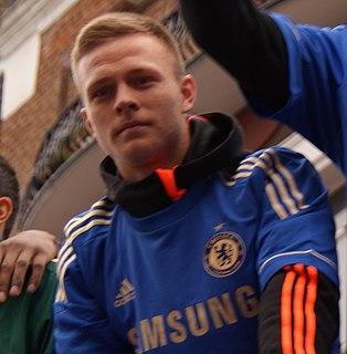 Todd Kane English footballer