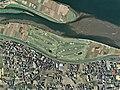 Tokushima Golf Club, Tokushima Tokushima Aerial photograph.2009.jpg