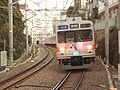 Tokyu9000 Pretty Cure Train.JPG