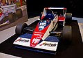 Toleman TG183B front-left 2012 Autosport International.jpg