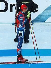 Tomáš Krupčík at Biathlon WC 2015 Nové Město.jpg