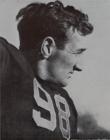 Description de l'image  Tom Harmon from 1948 Michiganensian.jpg.