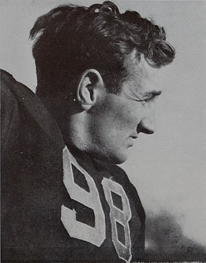 1946 Los Angeles Rams season - 1940 Heisman winner and top pick of the 1941 NFL draft Tom Harmon was a high-profile player added to the Rams roster for the 1946 season by GM Chile Walsh.