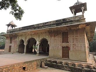 Roshanara Begum - Tomb of Roshanara Begum, Delhi