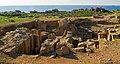 Tombs of the Kings Paphos Cyprus 30.jpg