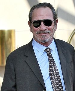 Tommy Lee Jones vuonna 2007.