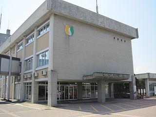 Tonami, Toyama City in Chūbu, Japan