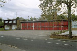 Devon and Somerset Fire and Rescue Service - Torquay fire station