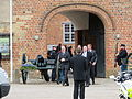 Torsten Albig beim Sonderburger Schloss am 18. April 2014, Bild 02.JPG