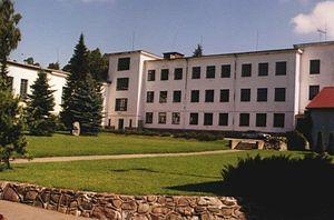 Tõrva - Image: Torva gymnasium