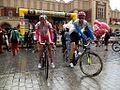 Tour de Pologne 2012, Przed rozpoczęciem etapu (7718895274).jpg