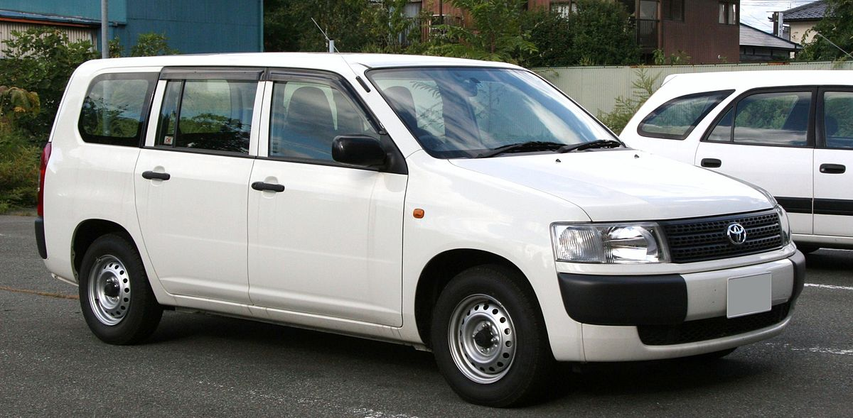 Toyota Probox Wikipedia