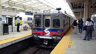 Airport Line (SEPTA) SEPTA Regional Rail line, Pennsylvania
