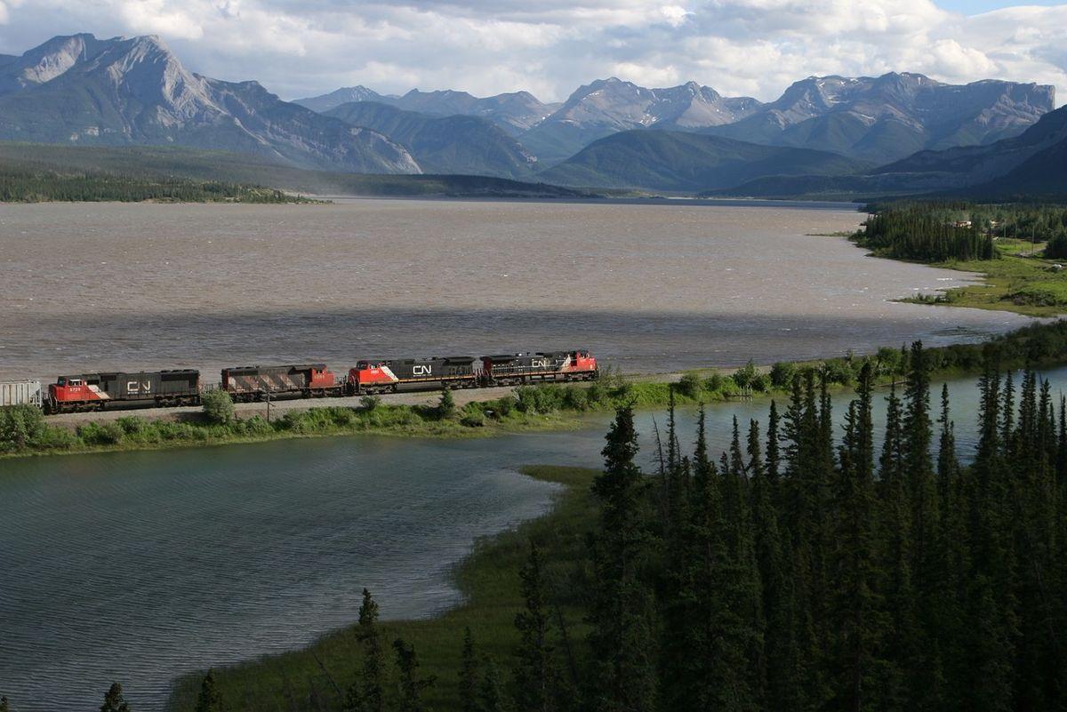 Br 251 L 233 Lake Alberta Wikipedia